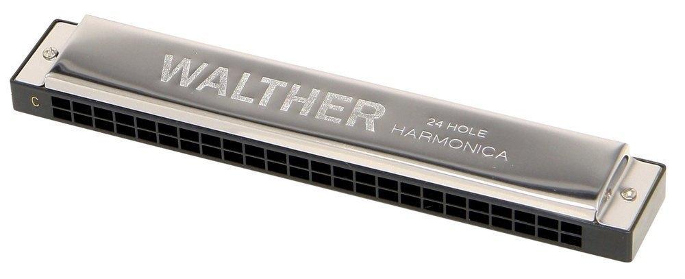 Ağız Armonikası Walther 48 oktav C-maj