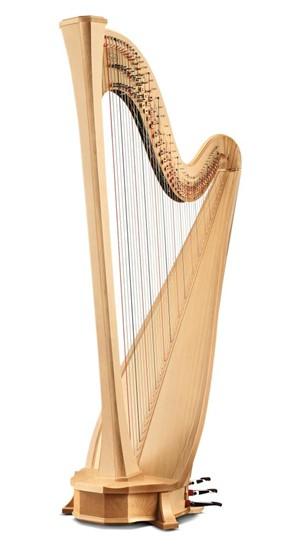 Arp Salvi Arion SG Semi-Grand pedal 47 strings