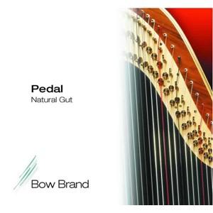 Arp Tel Bow Brand bağırsak 3. Oktav Set pedal