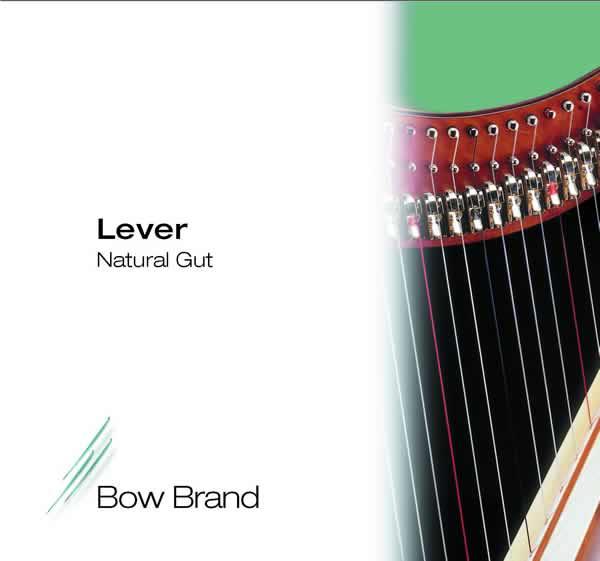 Arp Tel Bow Brand bağırsak 5. Octave E lever