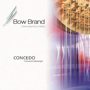 Arp Tel Bow Brand Concedo bağırsak 2. Octave D pedal