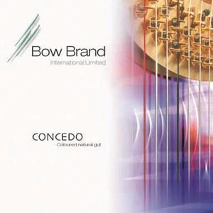 Arp Tel Bow Brand Concedo bağırsak 4. Octave G pedal