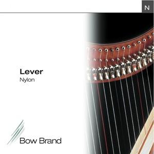 Arp Tel Bow Brand naylon 2. Oktav Set Lever