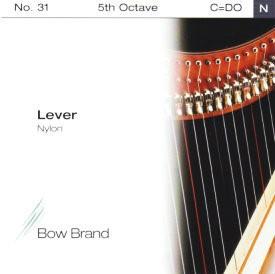Arp Tel Bow Brand naylon 5. Oktav C Lever