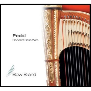 Arp Tel Bow Brand Wire 7. Oktav D pedal