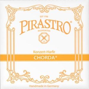 Arp Tel Pirastro Concert Harp Chorda 4. Oktav Set pedal