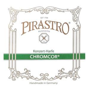 Arp Tel Pirastro Concert Harp Chromcor 6. Oktav Set pedal