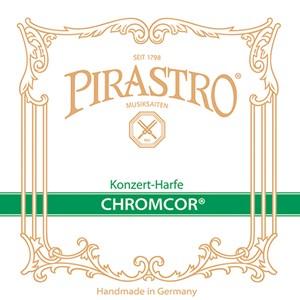 Arp Tel Pirastro Concert Harp Chromcor 7. Oktav D pedal