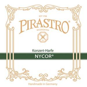 Arp Tel Pirastro Concert Harp Nycor 1. Oktav C pedal