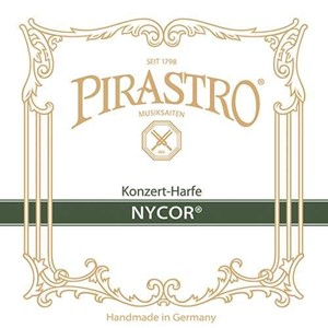 Arp Tel Pirastro Concert Harp Nycor 3. Oktav Set pedal