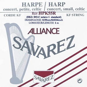Arp Tel Savarez Alliance K.F. 1. Oktav C