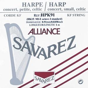 Arp Tel Savarez Alliance K.F. 3. Oktav E