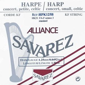 Arp Tel Savarez Alliance K.F. 3. Oktav F