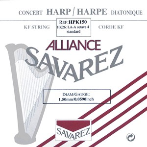 Arp Tel Savarez Alliance K.F. 4. Oktav A