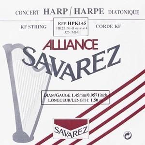 Arp Tel Savarez Alliance K.F. 4. Oktav B