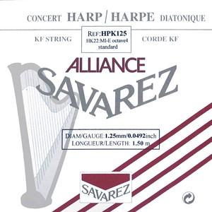 Arp Tel Savarez Alliance K.F. 4. Oktav E
