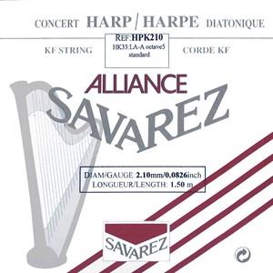 Arp Tel Savarez Alliance K.F. 5. Oktav A