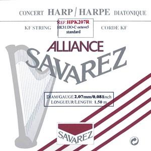 Arp Tel Savarez Alliance K.F. 5. Oktav C