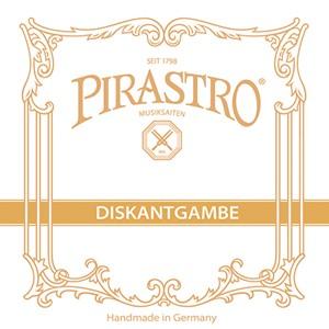 Bass Gamba Tel Pirastro Gut A2