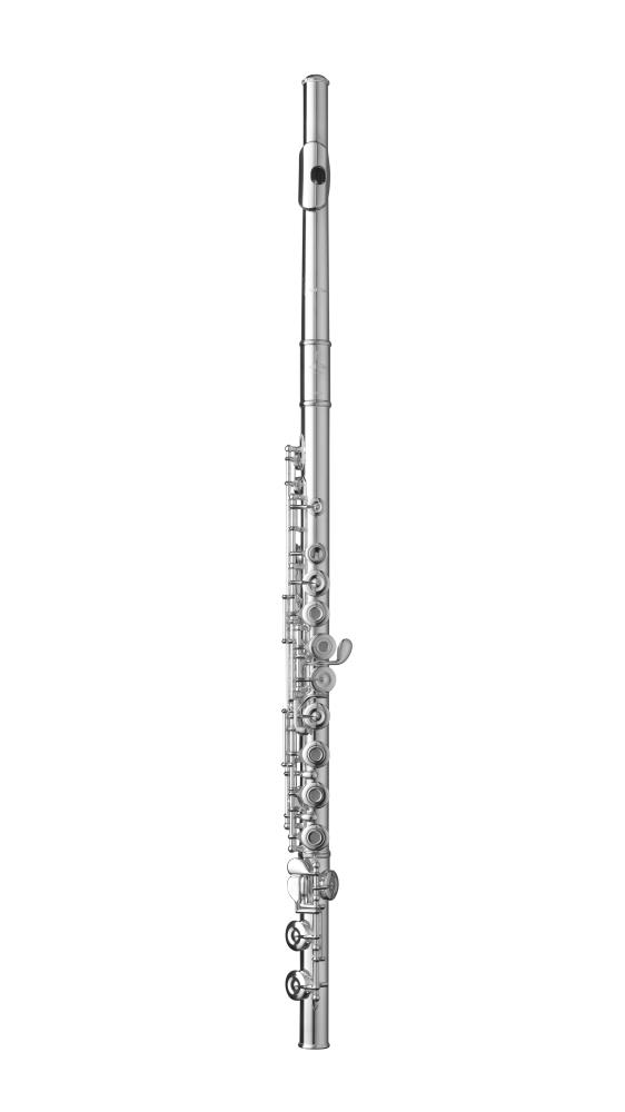 Flüt Pearl Quantz F665RE -F665E gibi, açık perde