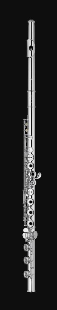Flüt Sankyo CF-301RI -ağızlık ve gövde gümüş, açık perde,inline