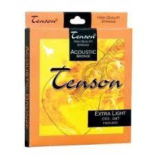 Gitar Tel Tenson Acoustic Bronze Set Akustik