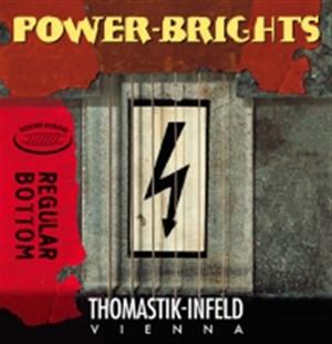 Gitar Tel Thomastik Power Brights E Elektro P09