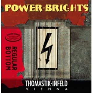 Gitar Tel Thomastik Power Brights E Elektro P09