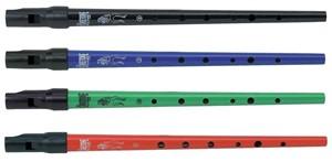 Irish Flute-Pennywhistle D Clarke Sweetone yeşil