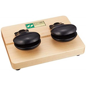 Kastanyet Table Castanets Playwood CA-52