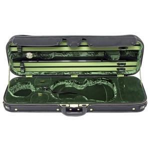 Keman Kutu Gewa Jeager Prestige-Dikdörtgen 3.1kg Kahverengi-yeşil