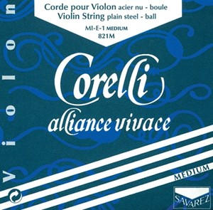Keman Tel Corelli Alliance E-ball 821M