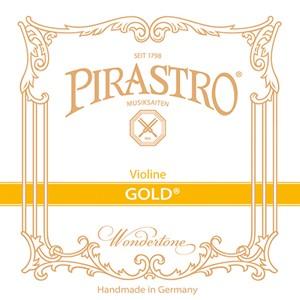 Keman Tel Pirastro Gold D