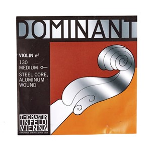 Keman Tel Thomastik Dominant - Aluminum E