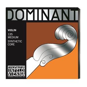 Keman Tel Thomastik Dominant Set E=Alum.