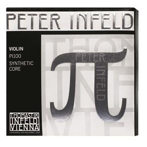 Keman Tel Thomastik Peter Infeld Set E=Platinum