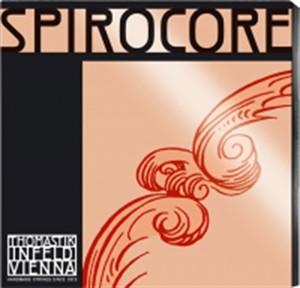 Keman Tel Thomastik Spirocore Chrome E