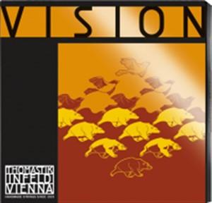 Keman Tel Thomastik Vision E 1/2