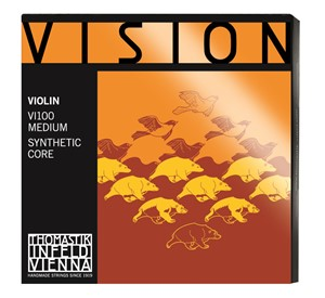 Keman Tel Thomastik Vision Set