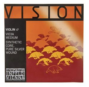 Keman Tel Thomastik Vision Silver D