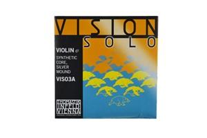 Keman Tel Thomastik Vision Solo Silver D