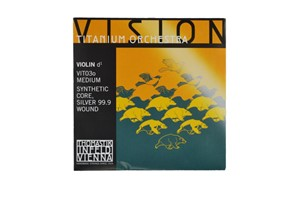 Keman Tel Thomastik Vision Titanium Orchestra D