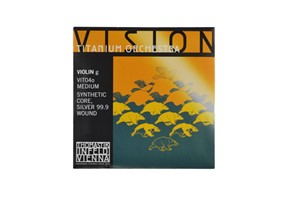 Keman Tel Thomastik Vision Titanium Orchestra G