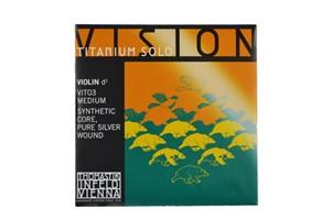Keman Tel Thomastik Vision Titanium Solo D
