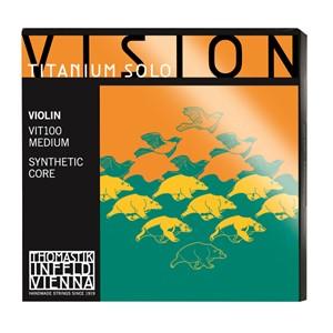 Keman Tel Thomastik Vision Titanium Solo Set