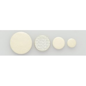 Klarnet Güderi Premium de luxe beyaz takım Eb