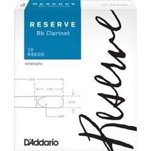Klarnet Kamış D'addario Reserve no.3,5 Bb