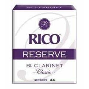 Klarnet Kamış Rico Reserve Classic no.3,5 Bb