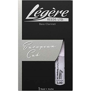 Klarnet Kamış -tek synthetic Legere European Signature no.2.25 Bas