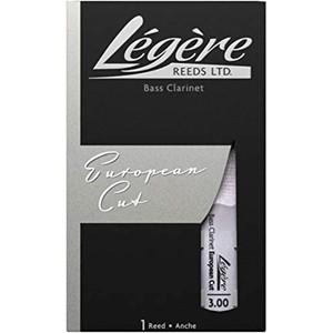 Klarnet Kamış -tek synthetic Legere European Signature no.2.75 Bas